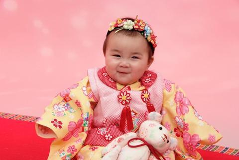 あゆ赤ちゃん写真