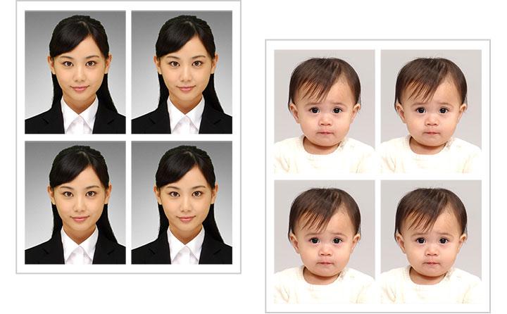 キタムラ 証明 写真 データ ダウンロード